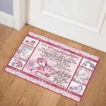 Granddaughter Unicorn CL18100303MDQ Door Mat