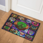 Grateful Dead LB0510188Q Door Mat