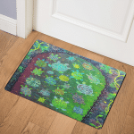 Green Turtle CLA2310276Q Door Mat