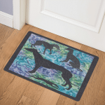 Greyhound CLM210620 Door Mat