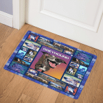 Greyhound BBB191114SM Door Mat