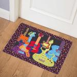 Guitar TD2709422 Door Mat