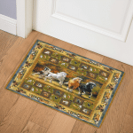 Horse PUB311081NV Door Mat