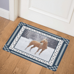 Horse CLA1610241Q Door Mat