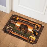 Horse CLA1610176Q Door Mat