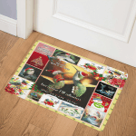 Ill Always Be With You Hummingbird Christmas ABC24104448 Door Mat