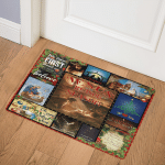 Jesus Is The Reason For The Season ABC07111704 Door Mat