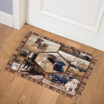 Labrador BB311025NB Door Mat