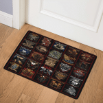 Lamb Of God LB0510269Q Door Mat