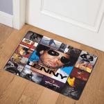Lenny Kravitz LB1109164Q Door Mat