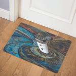 Lighthouse CLA0710523Q Door Mat