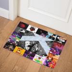Lil Uzi Vert Albums For Fans Ver 17 Door Mat