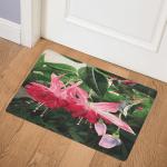 Lily Flower CLA1410380Q Door Mat