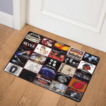 Metallica LB1109192Q Door Mat