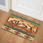 Native American Kokopelli CCC25105338 Door Mat
