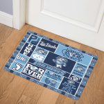 North Carolina Tar Heels LB0310210Q Door Mat