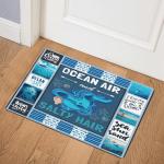 Ocean Ocean GS CL DT0411 Door Mat