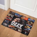 Ozzy Osbourne LB0310304Q Door Mat