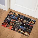 Ozzy Osbourne LB0310303Q Door Mat