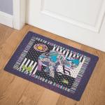 Purple Elephant CLT0111251H Door Mat