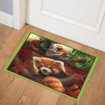 Red Panda TD10111331 Door Mat