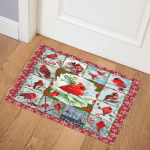Red Cardinal LML301102TD Door Mat