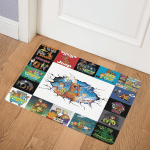 Scooby Doo LB0510470Q Door Mat