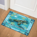 Sea Turtle ABC22105330 Door Mat