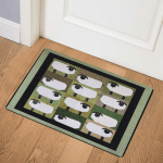 Sheep CLA1710506Q Door Mat