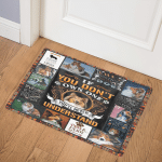Sheltie Understand CL10100228MDQ Door Mat