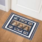 Shetland Sheepdog CL12110165MDQ Door Mat