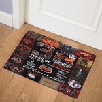 Slayer Band H89 DHC26118443DD Door Mat