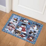 Snowman BBB221130HT Door Mat
