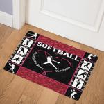 Softball CLA0810439Q Door Mat