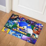 Sonic the Hedgehog LB0310228Q Door Mat