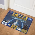 St Louis Blues 2019 Stanley Cup Champions TH0907 Door Mat