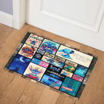 Stitch LB0510498Q Door Mat