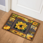 Sunflower TD2809850 Door Mat
