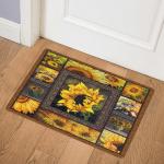 Sunflower TVH16101207 Door Mat