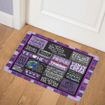 Teacher TD21110046 Door Mat