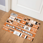 Texas Longhorns LB0510542Q Door Mat