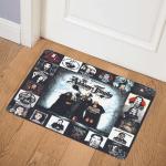 The Addams Family DHC26118600DD Door Mat