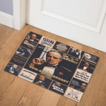 The Godfather or Fans Ver 17 DHC141165DD Door Mat
