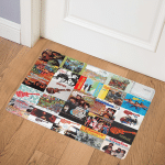 The Monkees Style 2 TH1707 Door Mat
