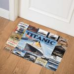 Titanic LB1109321Q Door Mat