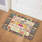 To My Grandma CL01110446MDQ Door Mat