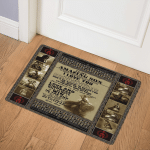 To My Amazing Son I Love You DHC271116VT Door Mat