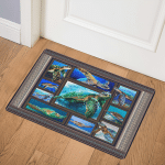 Turtle ABC07113425 Door Mat