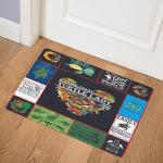 TURTLE DHC2011498VT Door Mat