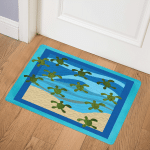 Turtle TVH1510059 Door Mat